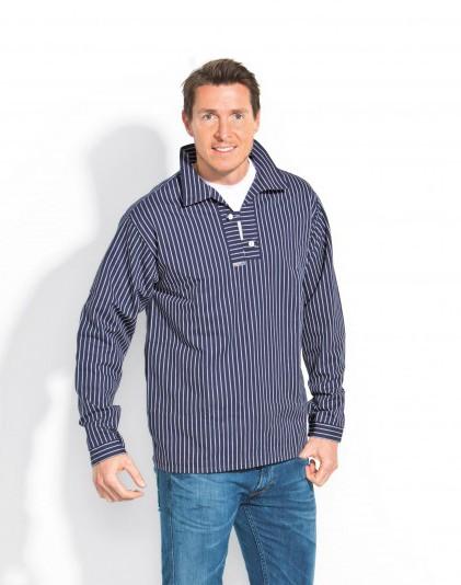 Takelhemd schmale oder breite Streifen von Modas