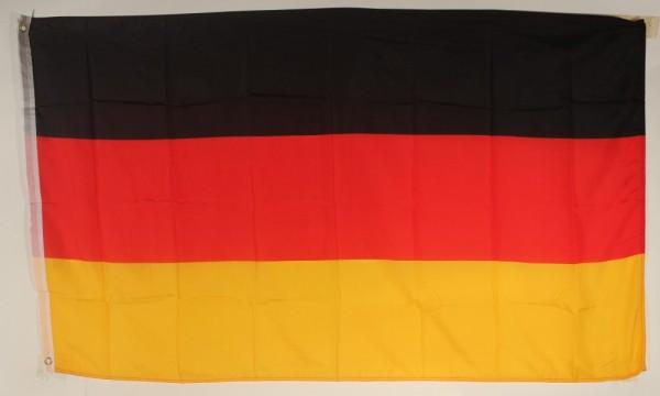 Flagge Fahne Deutschland BRD Deutschlandflagge Deutschlandfahne Nationalflagge Nationalfahne