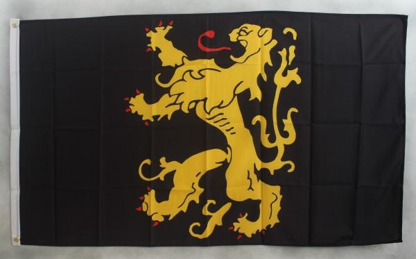 Flagge Fahne : Brabant Belgien