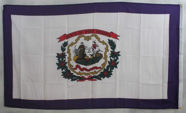 Flagge Fahne : West Virginia