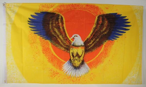 Flagge Fahne : Flying Eagle Adler
