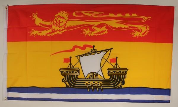 Flagge Fahne : New Brunswick Kanada