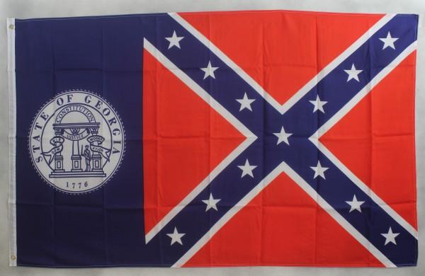 Flagge Fahne : Georgia (alt)