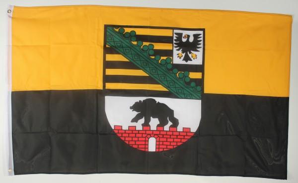 Sachsen-Anhalt Flagge Großformat 250 x 150 cm wetterfest
