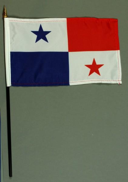 Tischflagge Panama 15x25 cm BASIC optional mit Tischflaggenständer
