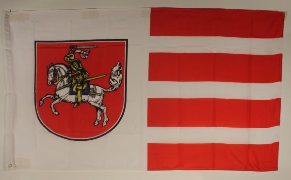 Flagge Fahne Dithmarschen Ditmarschen Dithmarschenflagge Ritter Ritterflagge