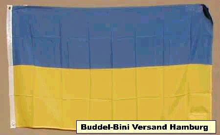 Flagge Fahne : Ukraine Ukraineflagge Nationalflagge Nationalfahne