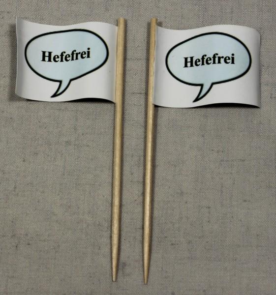 Party-Picker Flagge Hefefrei Papierfähnchen in Spitzenqualität 50 Stück Beutel