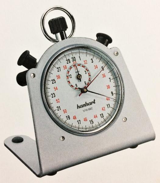 Stoppstand für mechanische Stoppuhren mit Metallgehäuse