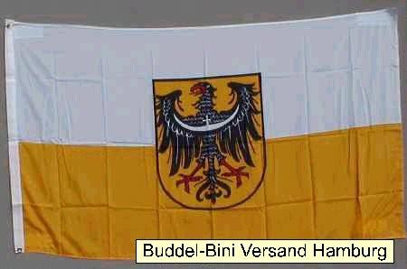 Flagge Fahne Niederschlesien niederschlesische Nieder Schlesien