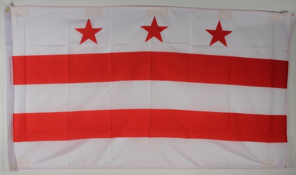 Flagge Fahne : District of Columbia