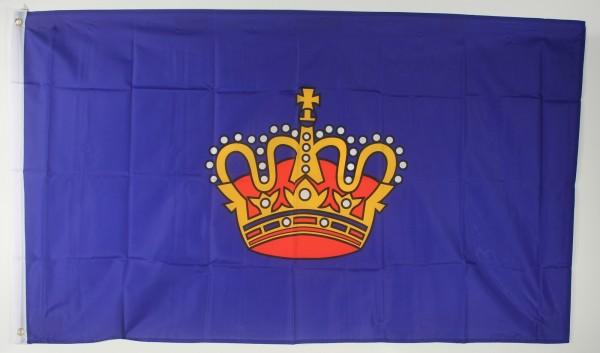Flagge Fahne Fehmarn Krone