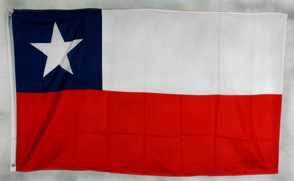 Flagge Fahne : Chile Chileflagge Nationalflagge Nationalfahne