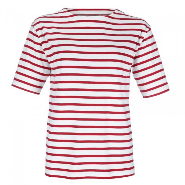 Bretonisches Damen T-Shirt Halbarm Beachwear