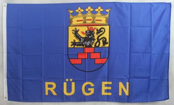 Flagge Fahne Rügen