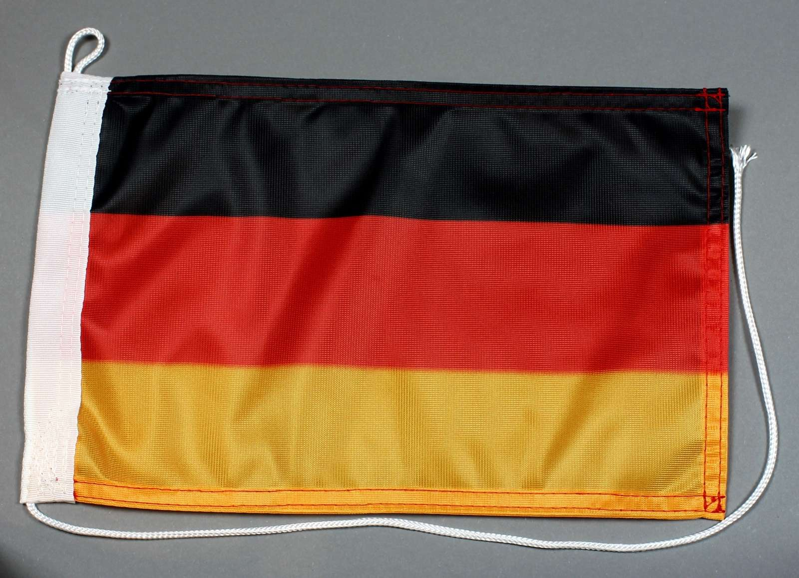 Bootsflagge Sachsen 30x20 cm Motorradflagge