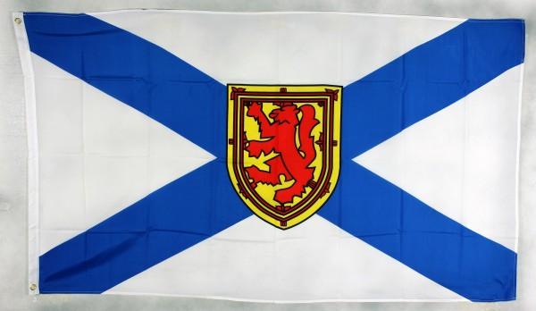 Flagge Fahne : Neuschottland Kanada Nova Scotia