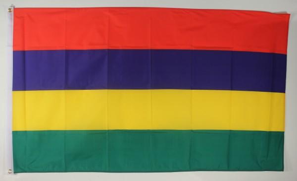 Flagge Fahne Mauritius 90x60 cm