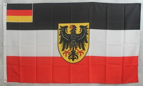 Flagge Fahne Reichsbehörde zur See (Nr. 402)