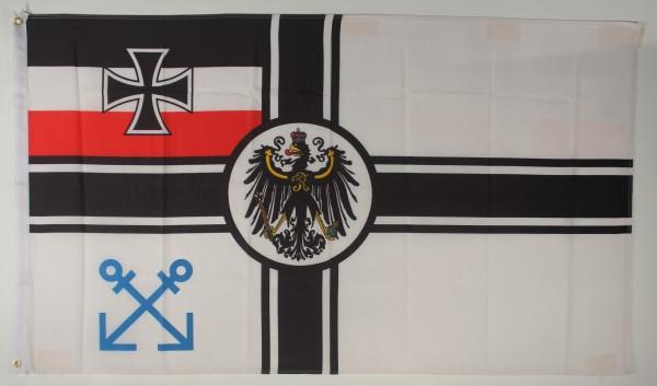 Flagge Fahne Lotsenflagge (Nr. 306) Deutsches Reich Lotsen