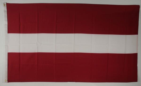 Flagge Fahne : Lettland Lettlandflagge Nationalflagge Nationalfahne