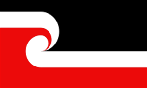 Flagge Fahne : Maori Neuseeland Nationalflagge Nationalfahne