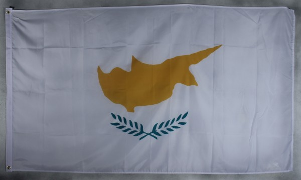 Flagge Fahne : Zypern Zypernflagge Nationalflagge