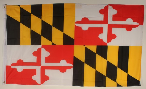 Flagge Fahne : Maryland