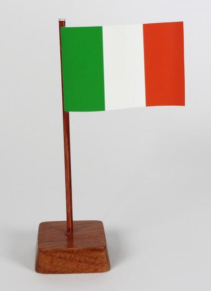 Mini Tischflagge Irland Höhe 13 cm Tischfähnchen