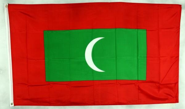 Flagge Fahne : Malediven Nationalflagge Nationalfahne