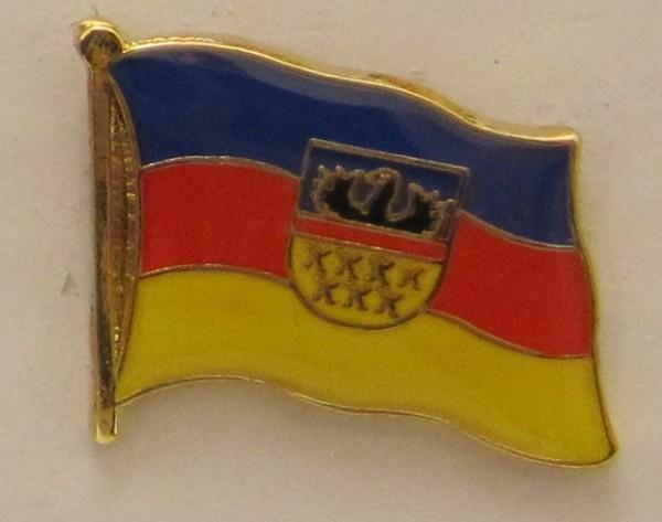 Pin Anstecker Flagge Fahne Siebenbürgen Rumänien