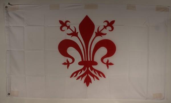 Flagge Fahne : Florenz Italien