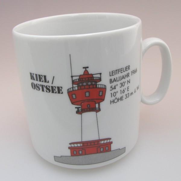 Leuchtturm Becher Kiel / Ostsee *