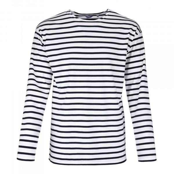 Bretonisches Herren Shirt Langarm Beachwear