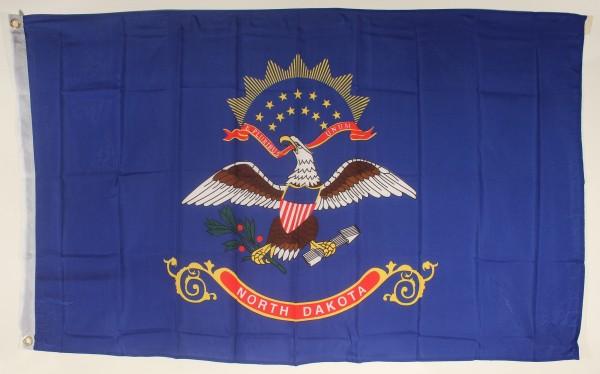 Flagge Fahne : North Dakota