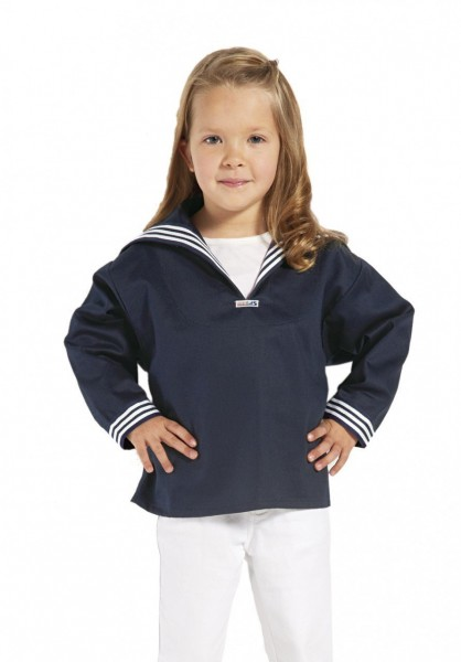 Kinder Matrosenhemd blau alle Größen von original Modas