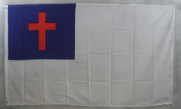Flagge Fahne : Christen Flagge Christenflagge