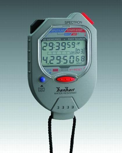 SPECTRON (1/100 Sek. 100/Min.) digitale Industrie Stoppuhr