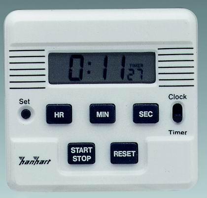 COMPACT 2 (1/1 Sekunde) digitale Stoppuhr