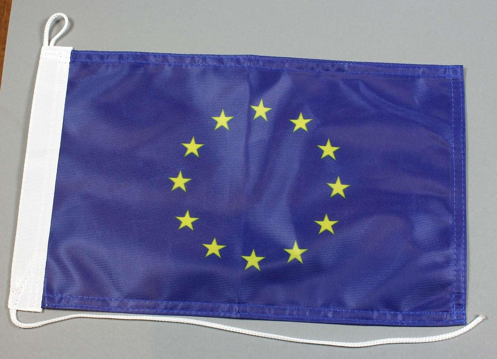 Buddel-Bini Bootsflagge Griechenland 20 x 30 cm in Profiqualit/ät Flagge Motorradflagge