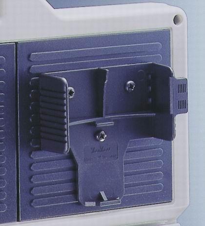 Halteklammer für digitale Stoppuhren