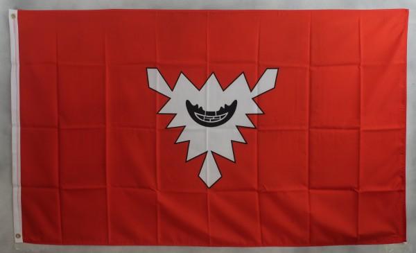 Flagge Fahne Kiel Stadtflagge Kielflagge kieler