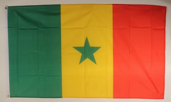 Flagge Fahne : Senegal Senegalflagge Nationalflagge Nationalfahne
