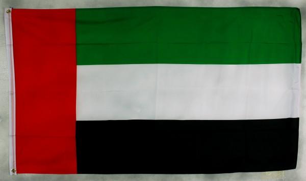 Flagge Fahne Vereinigte Arabische Emirate 90x60 cm VAE