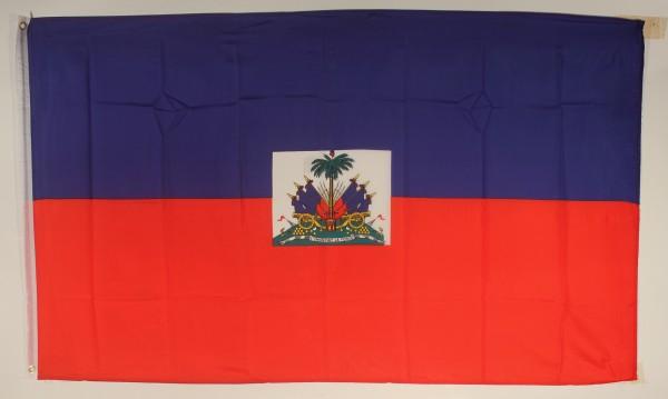 Flagge Fahne Haiti 90x60 cm