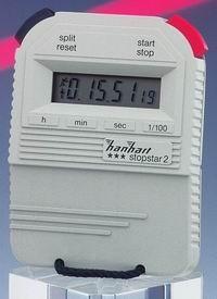 Stopstar 2 (1/100 Sekunde) digitale Stoppuhr (Nur noch in schwarz lieferbar)