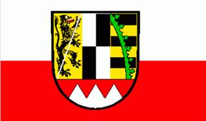 Flagge Fahne Oberfranken