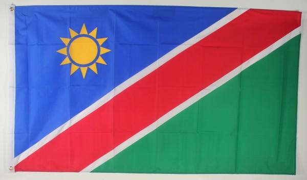 Flagge Fahne : Namibia Namibiaflagge Nationalflagge Nationalfahne