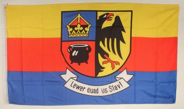 Flagge Fahne Nordfriesland Nordfriesen Nordfriesenflagge Nord Friesland