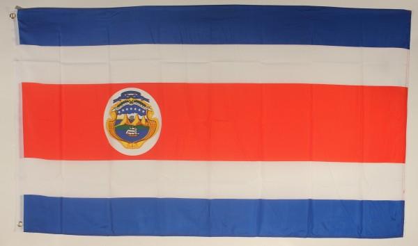 Flagge Fahne Costa Rica 90x60 cm